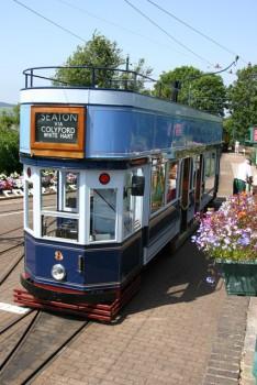 Seaton to Colyton Tramway